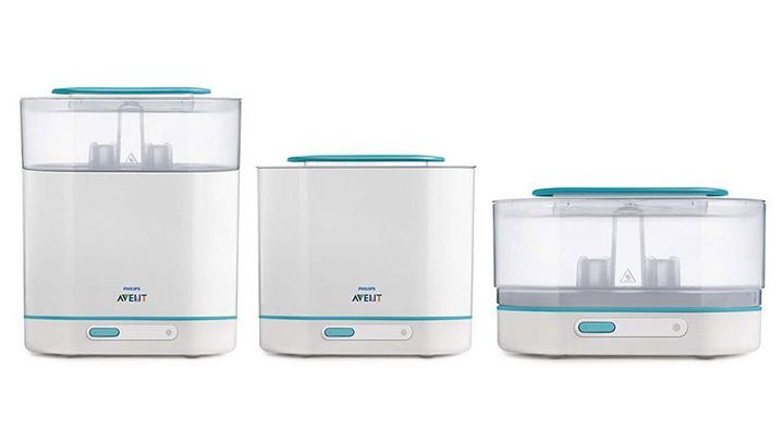 Philips AVENT Naturnah Starter-Set MEGA-SET IV All-in-One mit viel Zubehör