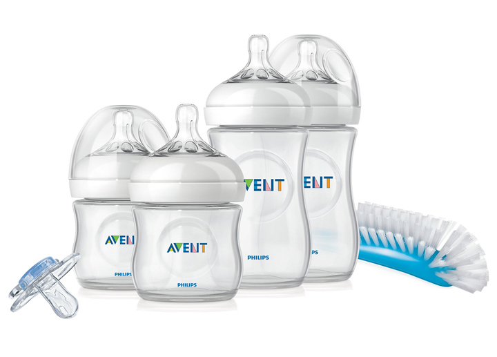 Philips AVENT Naturnah Starterset MEGA-SET Sterilisator MilchpumpeFlaschenwärmer