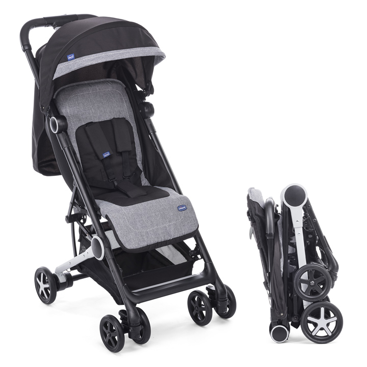 details about chicco 2017 miini mo ultra compact lightweight stroller incl raincover travelbag