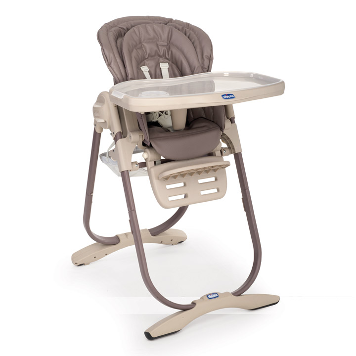 "Chicco 2016 Polly Magic ""Cocoa"" 3 in 1 High Chair 0 Months"