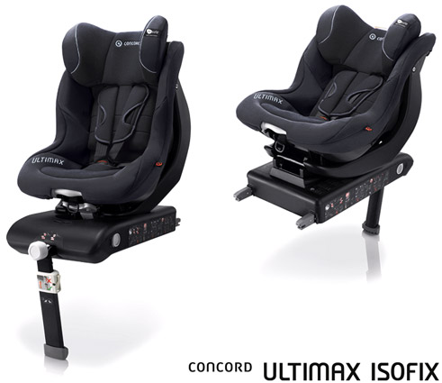 concord si ge auto groupe 0 1 ultimax isofix pepper. Black Bedroom Furniture Sets. Home Design Ideas