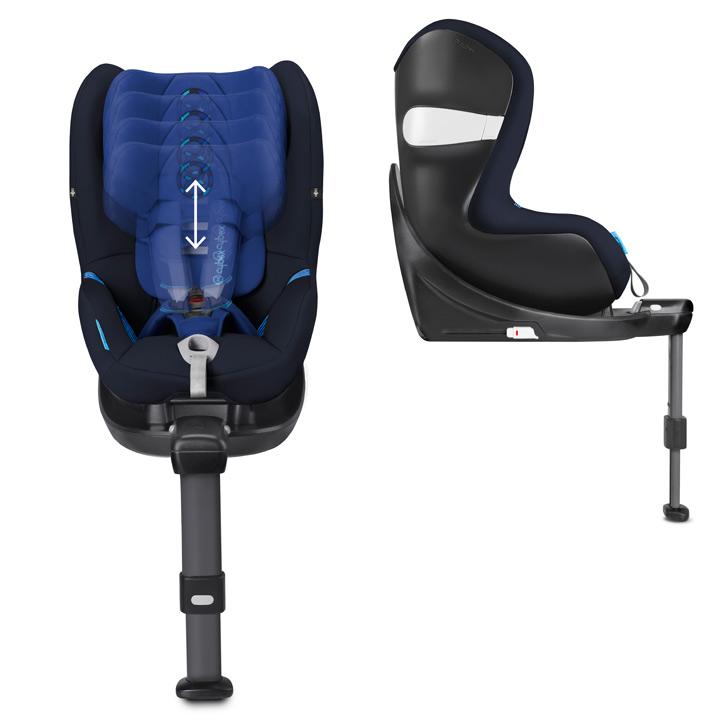 cybex sirona m i size reboarder kindersitz autositz infant. Black Bedroom Furniture Sets. Home Design Ideas