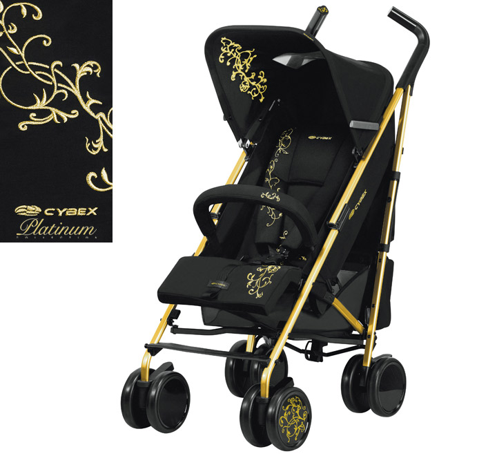 cybex buggy sportwagen topaz platinum black hammerpreis ebay. Black Bedroom Furniture Sets. Home Design Ideas