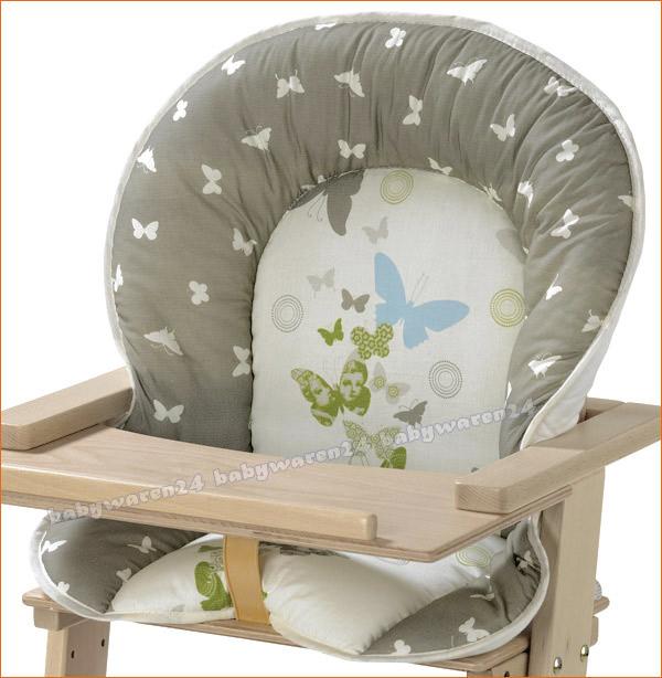 geuther hochstuhl filou natur inkl orig geuther. Black Bedroom Furniture Sets. Home Design Ideas