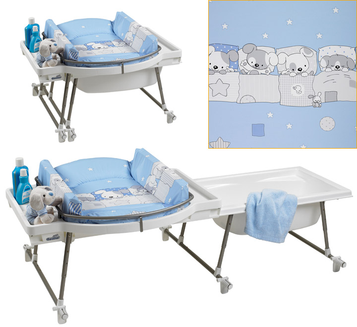 Captivating Baby Change Table Bath Combo Designs