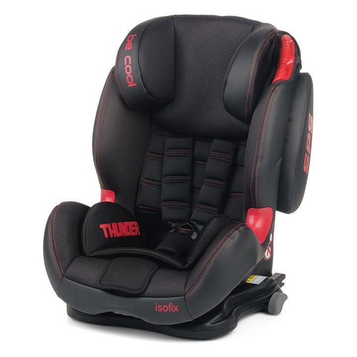 be cool thunder isofix kindersitz mit top tether gr 1 2 3. Black Bedroom Furniture Sets. Home Design Ideas